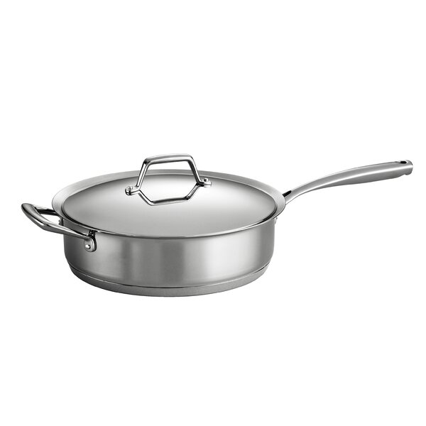Gourmet Prima 5-qt. Saute Pan with Lid by Tramontina