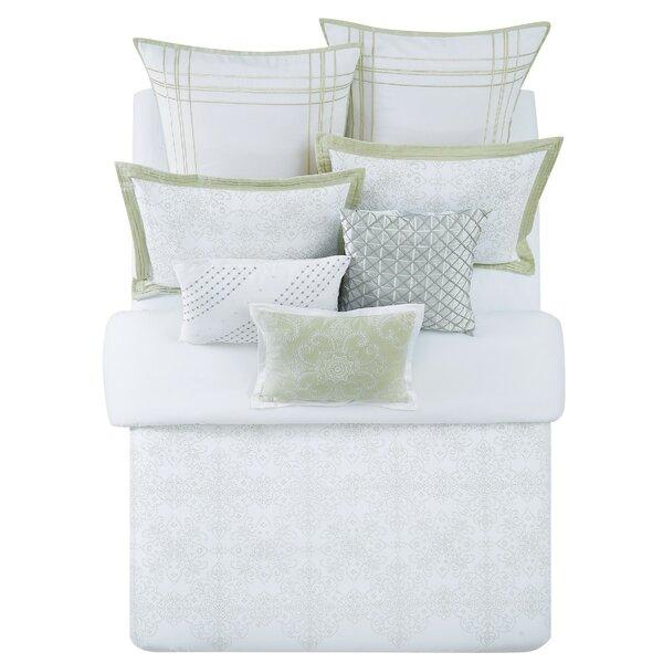 Eyelet Comforter Set