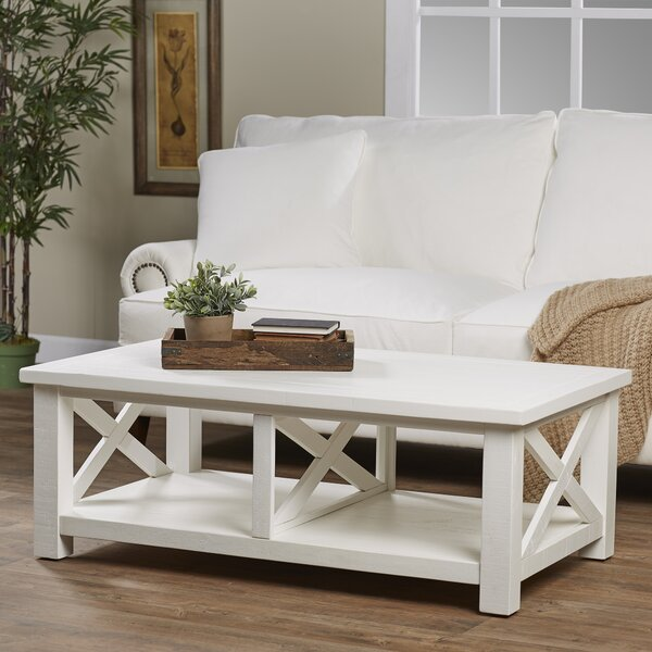 Sanderling Coffee Table by Beachcrest Home