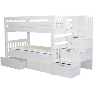White Twin Bed With Drawers Wayfair