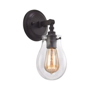 Sarita 1-Light Incandescent Wall Sconce
