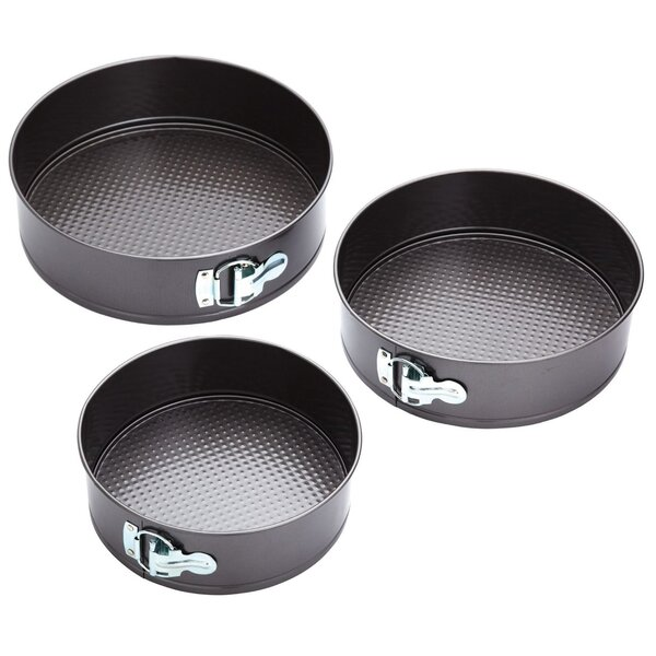 Non-Stick Round 3 Spring Form Pans by Cuisinox
