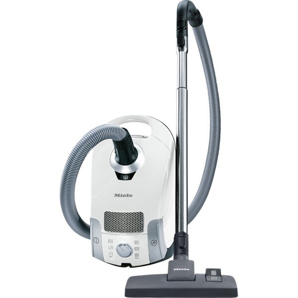 Compact C1 Pure Suction Canister Vacuum by Miele