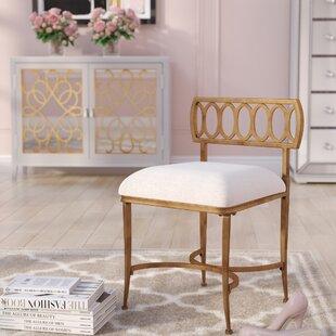Enjoyable Scates Vanity Stool Machost Co Dining Chair Design Ideas Machostcouk