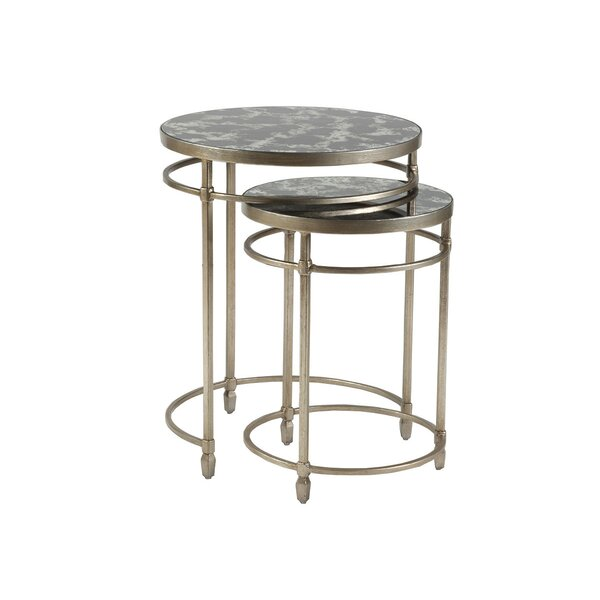 Signature Designs Nesting Tables (Set Of 2) By Artistica Home