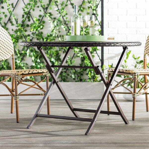 Belton Folding Dining Table by Mercury Row