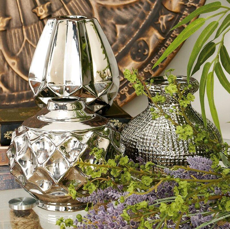 Thucydides Table Vase