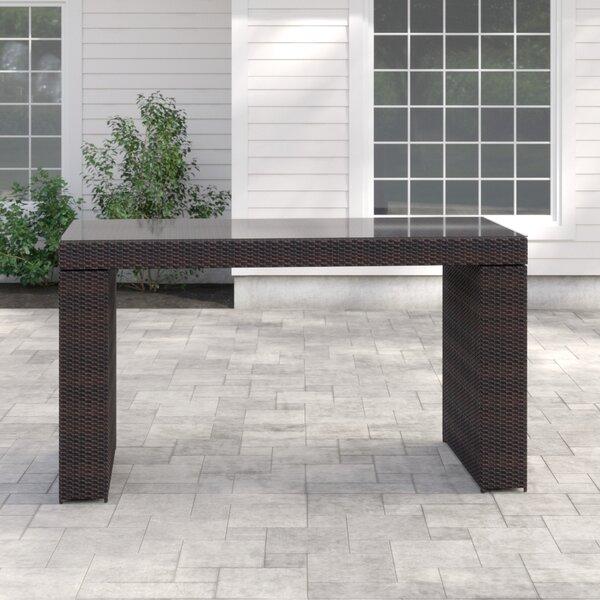 Tegan Bar Table by Sol 72 Outdoor