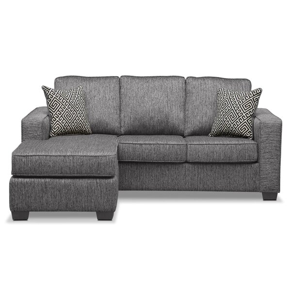 Matney Reversible Sleeper Sectional by Latitude Ru