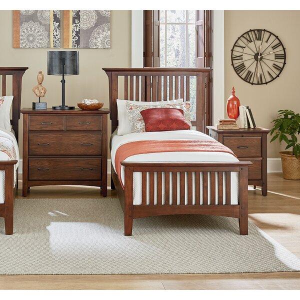 Zussen Twin Panel 3 Piece Bedroom Set by Harriet Bee Harriet Bee