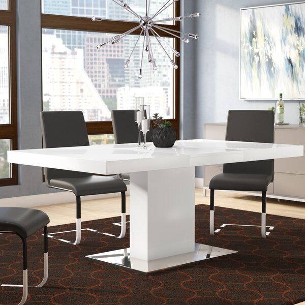 Colabrese Extendable Dining Table by Orren Ellis