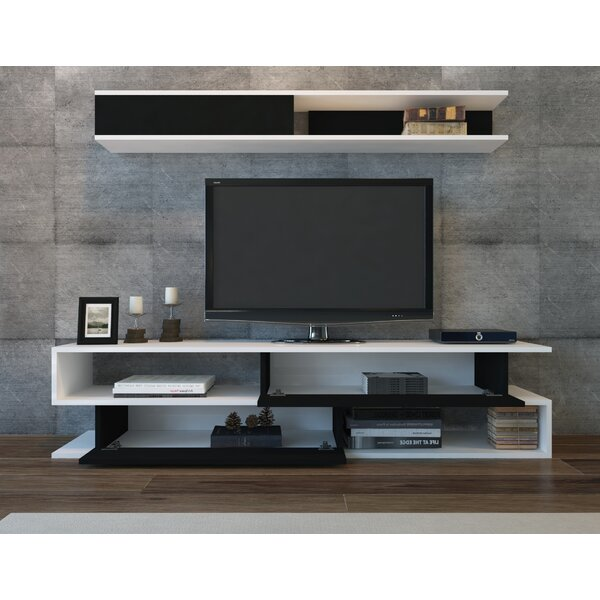 Sandell Entertainment Center For TVs Up To 85