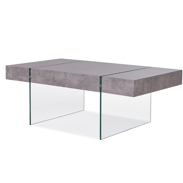 Donquez Sled Coffee Table By Orren Ellis