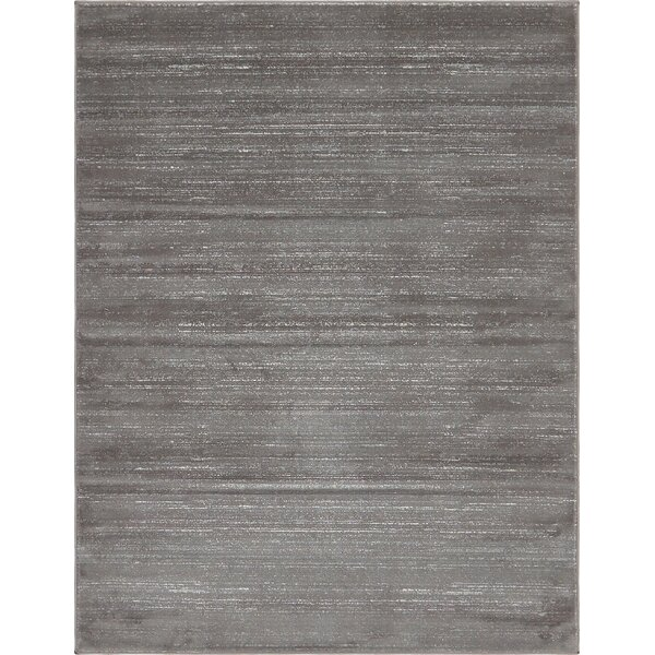 Uptown Madison Avenue Gray Area Rug by Jill Zarin™