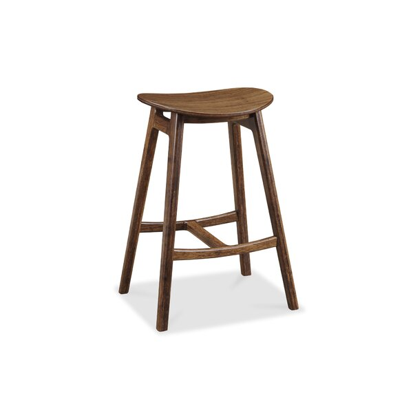 Skol Bar Height 31.75 Bar Stool (Set of 2) by Greenington