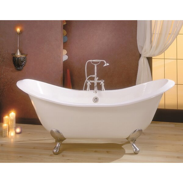 Regency 68 x 31 Soaking Bathtub with 6 Drilling by Cheviot Products