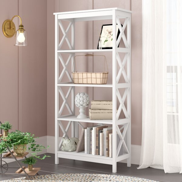 Haskins Etagere Bookcase By Breakwater Bay