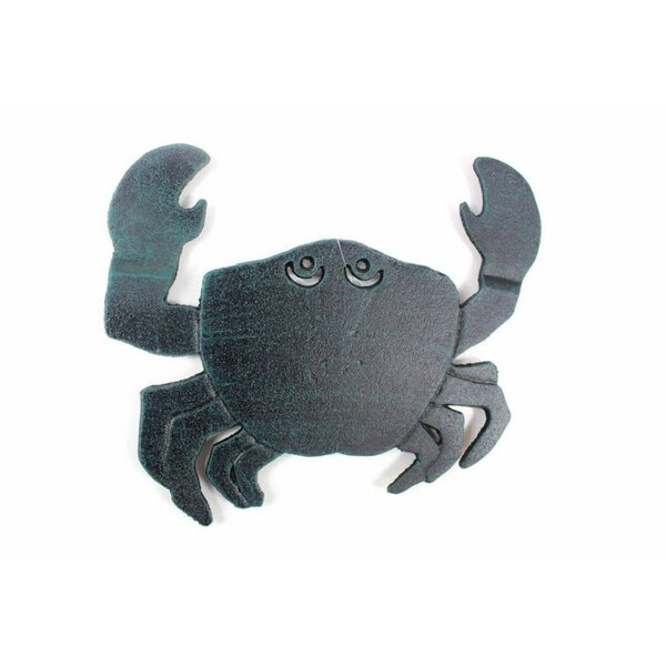 Cast Iron Crab Trivet by Breakwater Bay