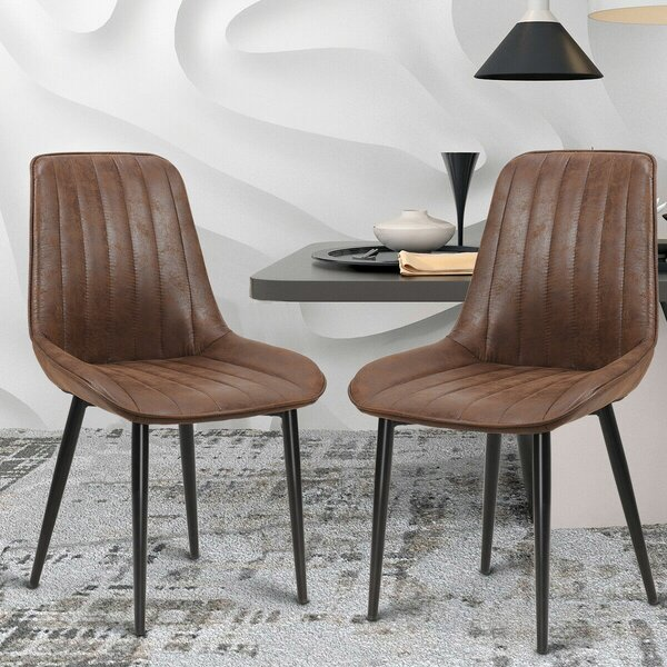 Eula Dining Chair (Set of 2) by Brayden Studio