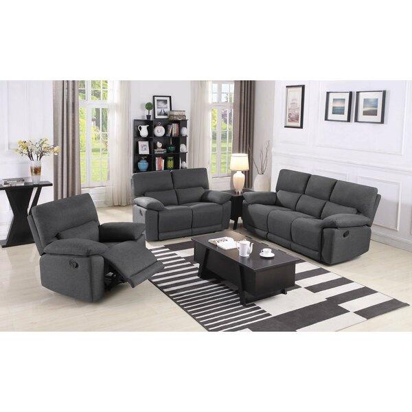 Orofino Reclining Configurable Living Room Set by Latitude Run
