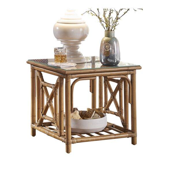 Plantation Bay End Table by Panama Jack Sunroom