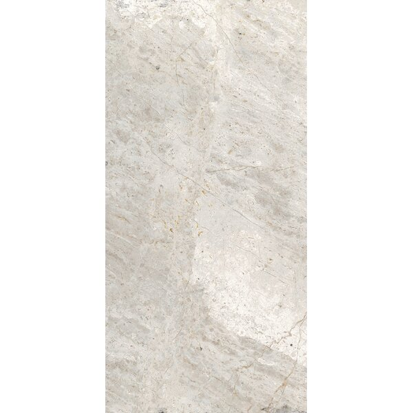 Peyton 12 W x 24 Porcelain Field Tile in Cool Gray by Parvatile