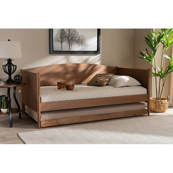 Twin Daybed With Trundle By IHome Studio