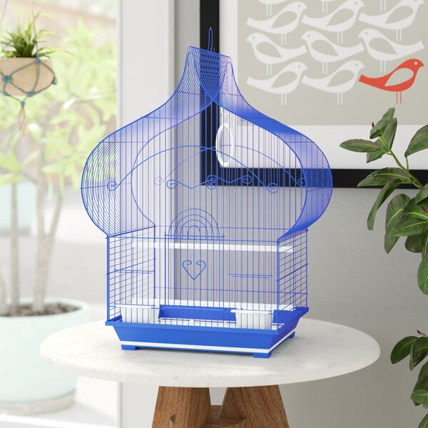 Huron Taj Mahal Top Shape Bird Cage by Tucker Murphy Pet