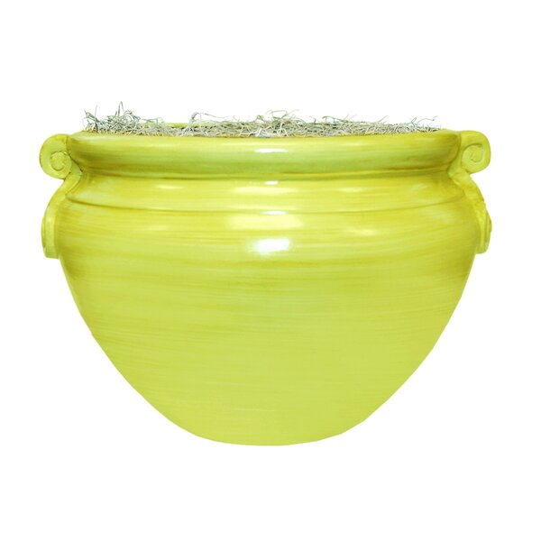 Breeze Point Fiberglass Pot Planter by Artistic Products