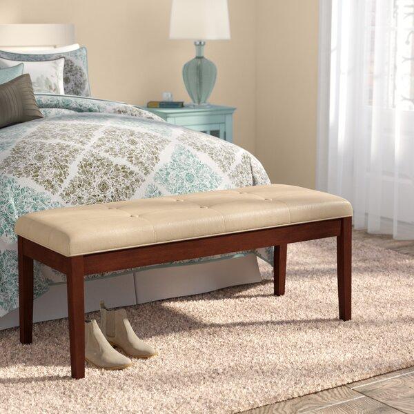 Murphysboro Upholstered Bench By Red Barrel Studio