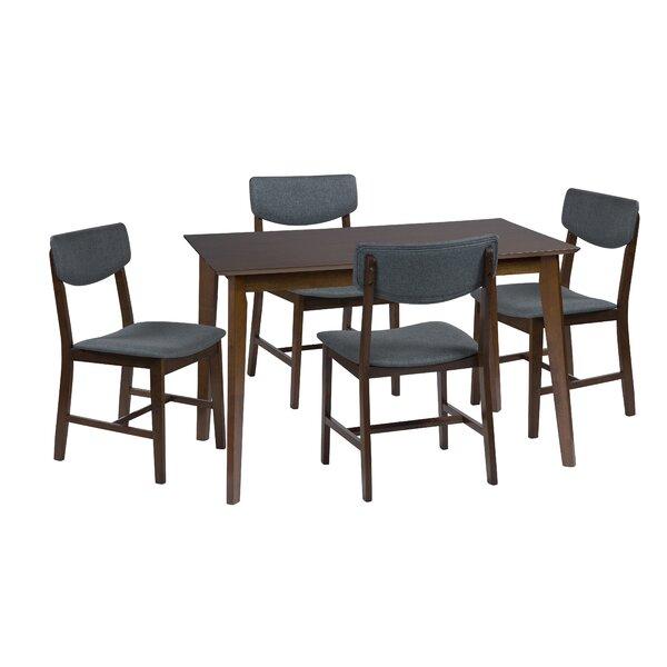 Bourke 5 Piece Dining Set by Corrigan Studio