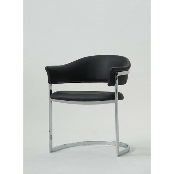 Meigs Upholstered Dining Chair by Orren Ellis
