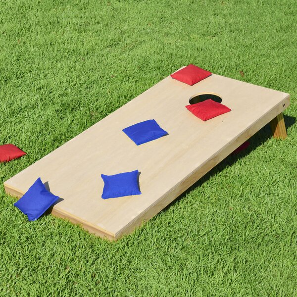 Solid Wood CornHole by GoSports