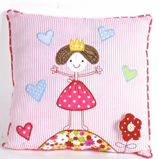 Holifield Fairies Throw Pillow by Zoomie Kids