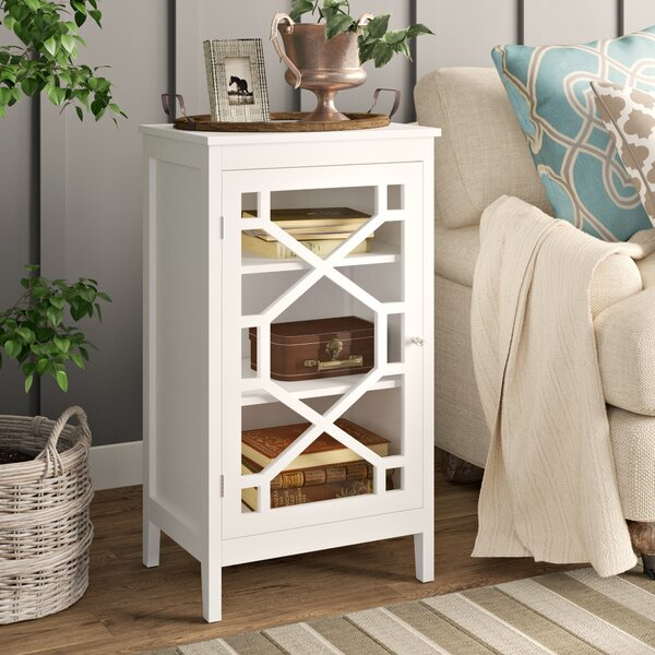 Fetti 1 Door Accent Cabinet By Birch Lane™ Heritage