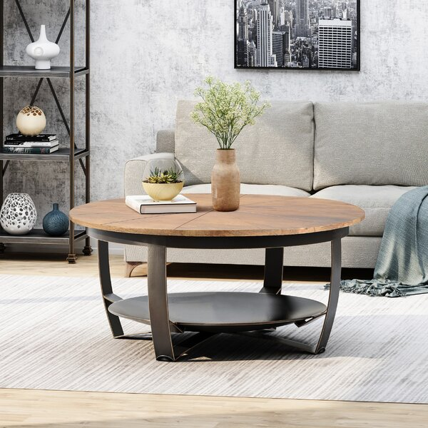 Davion Coffee Table by Williston Forge