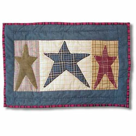 Allstar Placemat (Set of 4) by Patch Magic