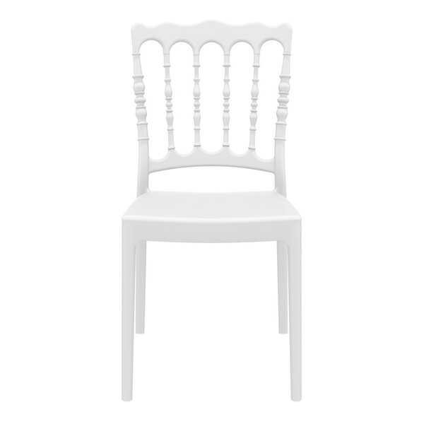 Bellflower Stacking Patio Dining Chair (Set of 2) by Mercer41