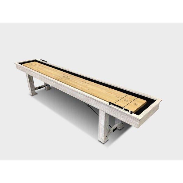 Montauk Shuffleboard Table by Playcraft