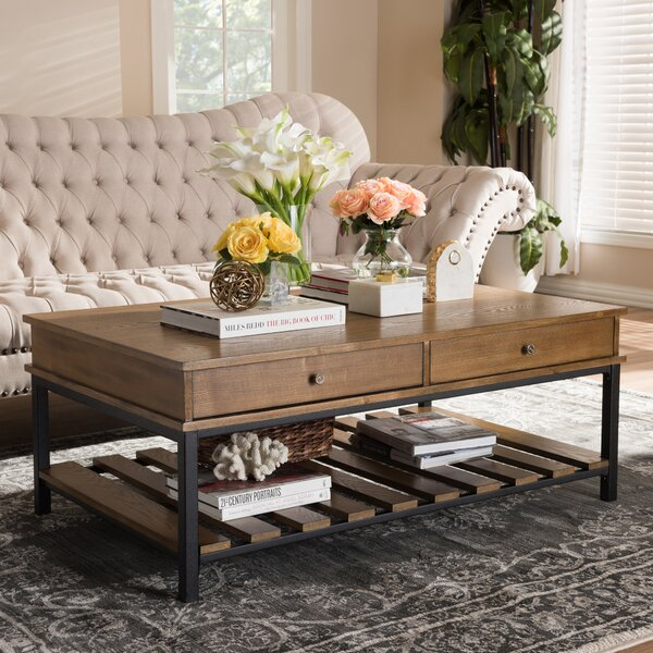 Gianetta Coffee Table By 17 Stories