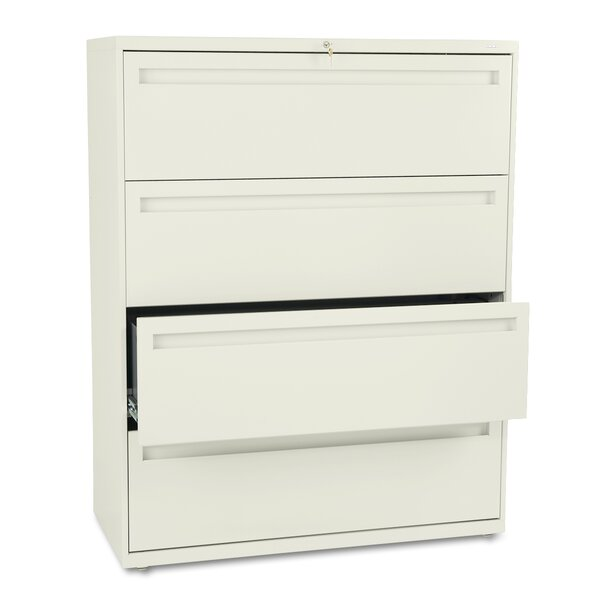 700 Series 42W 4-Drawer File by HON