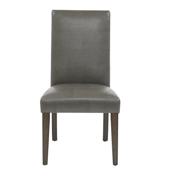 Greenville Lace Back Upholstered Dining Chair by Ivy Bronx