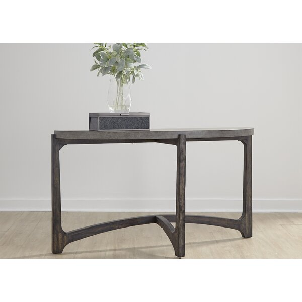 Review Wynkoop Console Table