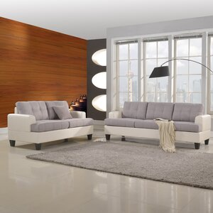 2 Piece Living Room Set by Madison Home USA