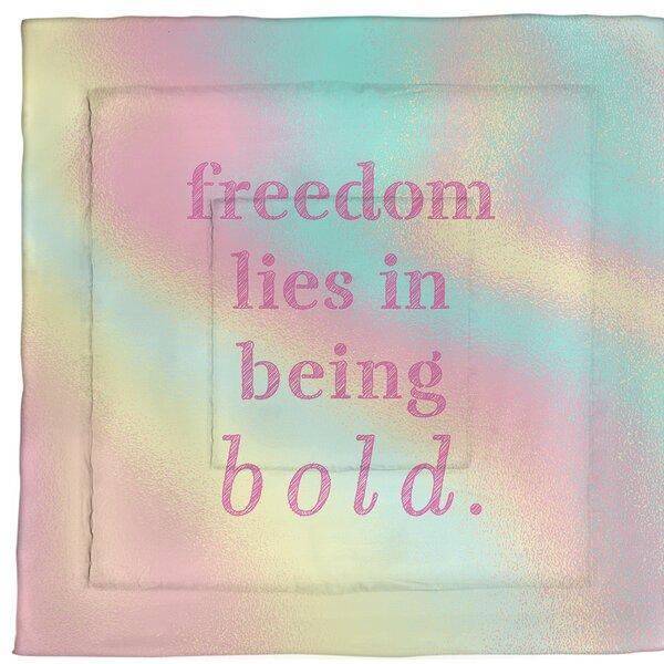 Be Bold Single ReversibleComforter