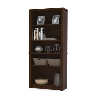 Bormann Standard Bookcase Red Barrel Studio