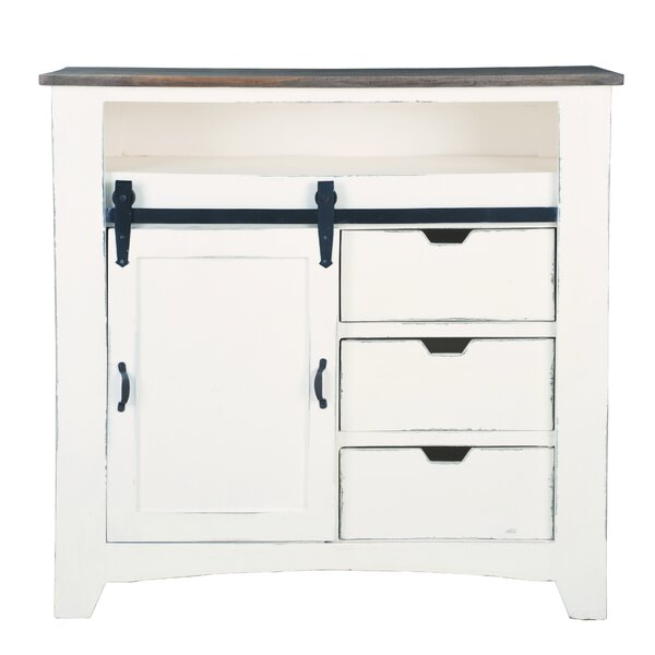 Stockstill Barn 1 Door Accent Cabinet by Gracie Oaks Gracie Oaks