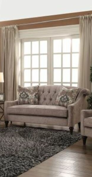 Horacia Loveseat by Darby Home Co