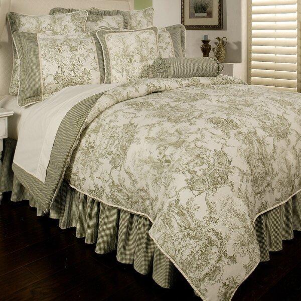 Essie Toile 6 Piece Comforter Set