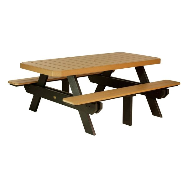Puchta Plastic Picnic Table By Ebern Designs